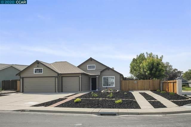2041 Beringer Way, Oakley, CA 94561 (#40919247) :: Blue Line Property Group