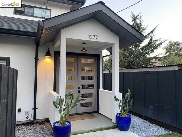 1077 57Th St, Oakland, CA 94608 (#40919266) :: Blue Line Property Group