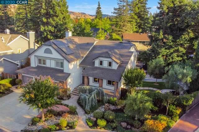 432 Grand Oak Ct, Walnut Creek, CA 94598 (#40919476) :: Realty World Property Network