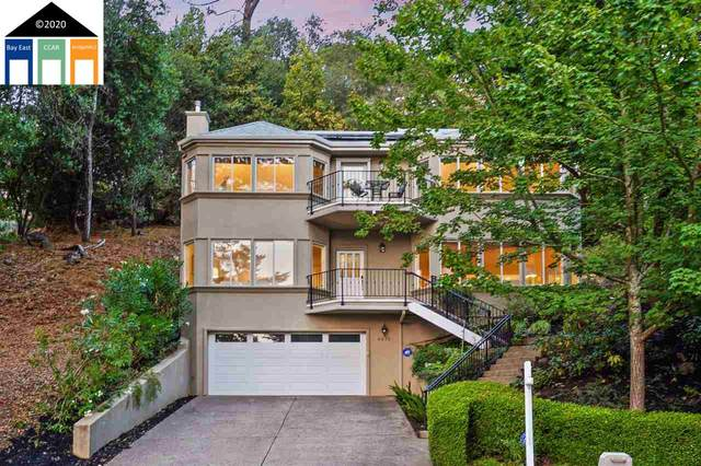 6636 Exeter Dr, Oakland, CA 94611 (#40919606) :: Realty World Property Network
