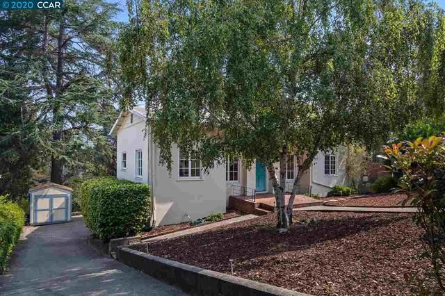 5954 Johnston Dr, Oakland, CA 94611 (#40919761) :: Armario Venema Homes Real Estate Team