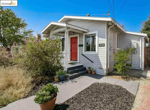 2939 60th Ave, Oakland, CA 94605 (#40919894) :: Blue Line Property Group
