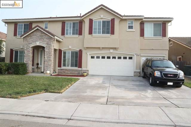 2213 Truman Ln, Oakley, CA 94561 (#40919902) :: Blue Line Property Group