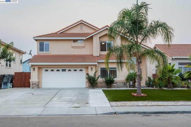 3992 Caldera Way, Antioch, CA 94509 (#40919903) :: Realty World Property Network