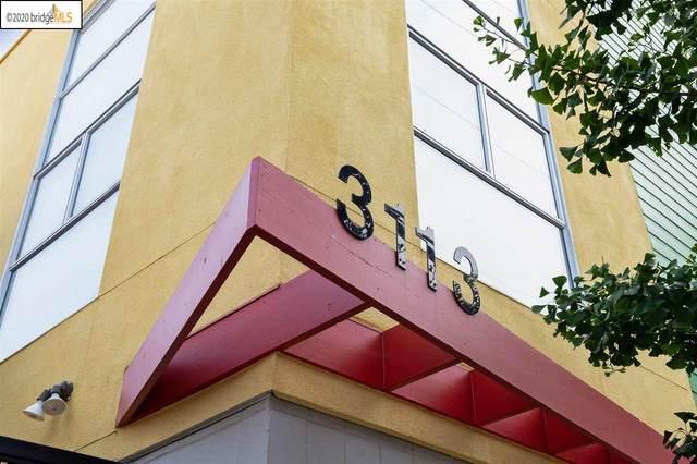 3113 Shattuck Ave #2, Berkeley, CA 94705 (#40919997) :: The Grubb Company