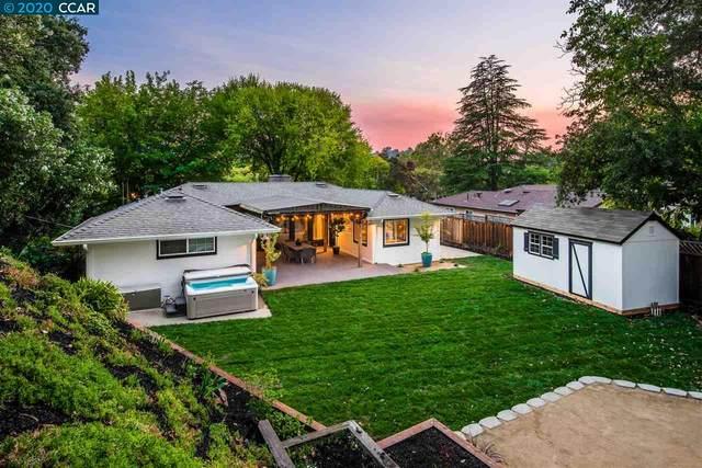 1160 Lindell Drive, Walnut Creek, CA 94596 (#40920014) :: Blue Line Property Group