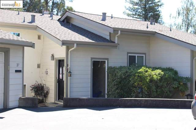 25 Janin Pl, Pleasant Hill, CA 94523 (#40920100) :: Realty World Property Network