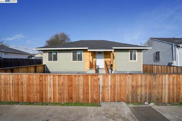 273 Tunis Rd, Oakland, CA 94603 (#40920240) :: Paradigm Investments