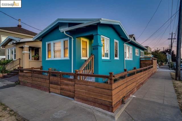 1073 Alcatraz Ave, Oakland, CA 94608 (#40920356) :: Realty World Property Network