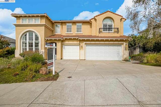 5387 Aspenwood Ct, Concord, CA 94521 (#40921012) :: Realty World Property Network