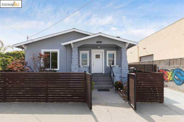 1099 66th, Oakland, CA 94608 (#40921018) :: Realty World Property Network