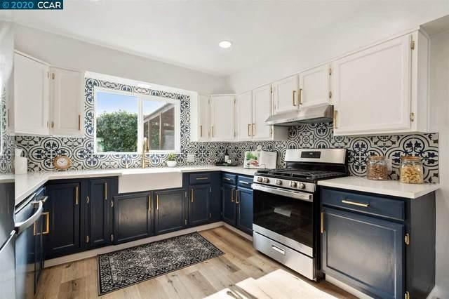 713 Amador St, Richmond, CA 94805 (#40921063) :: Realty World Property Network