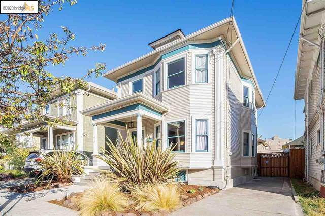 4118 Montgomery St, Oakland, CA 94611 (#40921154) :: Blue Line Property Group