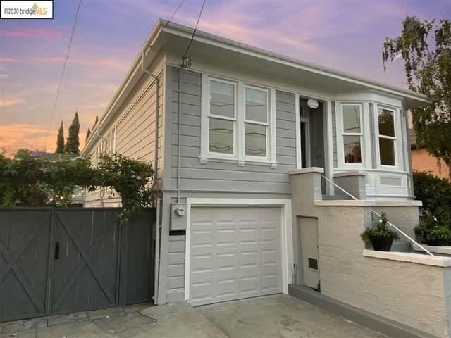 5127 Lawton Ave, Oakland, CA 94618 (#40921159) :: Blue Line Property Group
