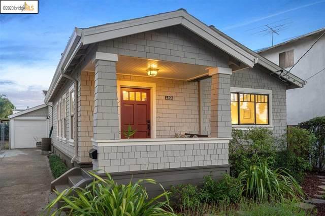 1322 66Th St, Berkeley, CA 94702 (#40921275) :: Blue Line Property Group