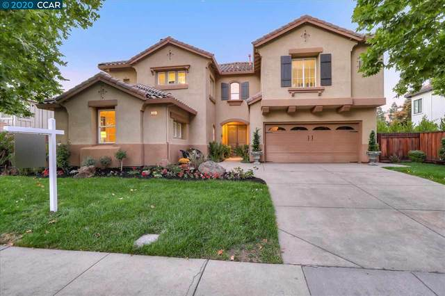 510 Messian Pl, Danville, CA 94526 (#40921442) :: Realty World Property Network