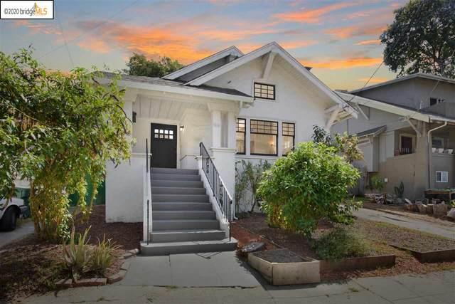3616 Richmond Blvd, Oakland, CA 94611 (#40921494) :: Blue Line Property Group
