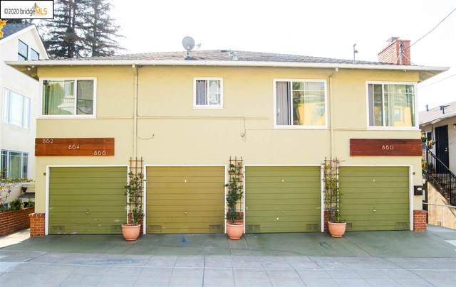 860 Erie, Oakland, CA 94610 (#40921541) :: Real Estate Experts