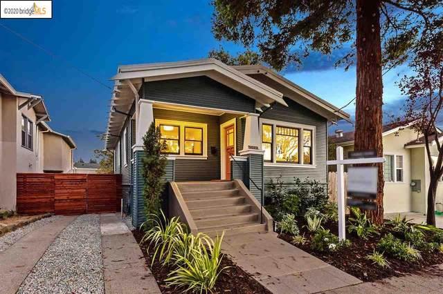 3622 Laurel Ave, Oakland, CA 94602 (#40921668) :: Blue Line Property Group