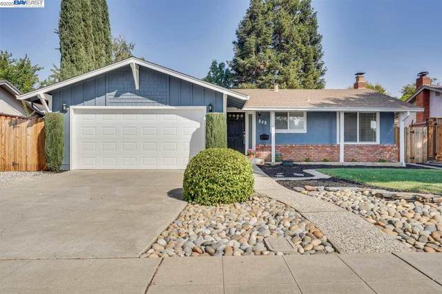 848 Avalon Way, Livermore, CA 94550 (#40921711) :: Realty World Property Network