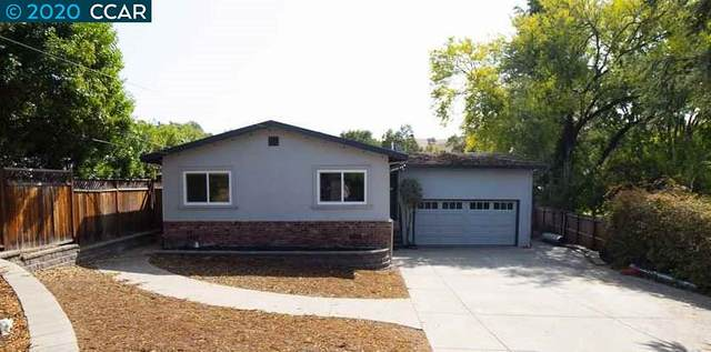 2157 Youngs Court, Walnut Creek, CA 94596 (#40921730) :: Realty World Property Network