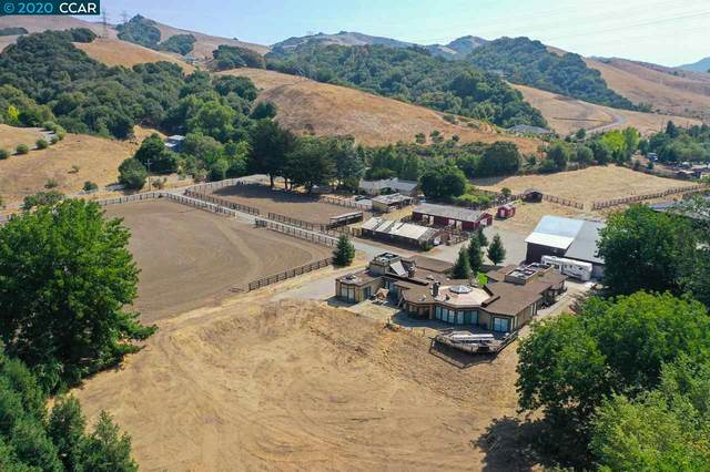 24977 Palomares Rd, Castro Valley, CA 94552 (#40922110) :: Realty World Property Network