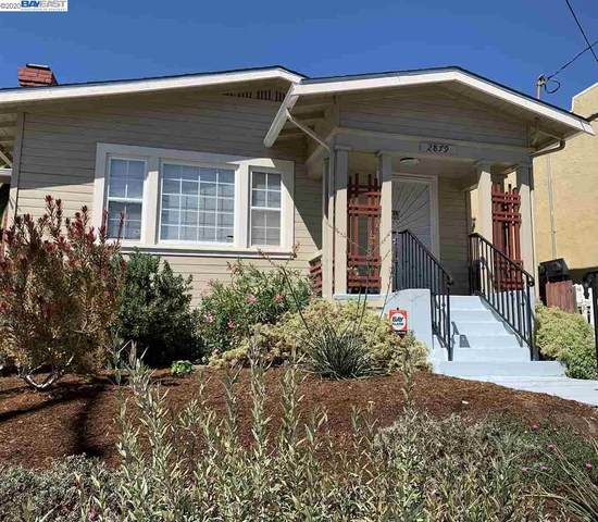2879 55Th Ave, Oakland, CA 94605 (#40922547) :: Real Estate Experts