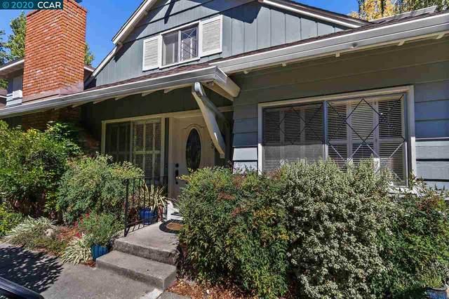 148 Miramonte Drive, Moraga, CA 94556 (#40922648) :: Armario Venema Homes Real Estate Team