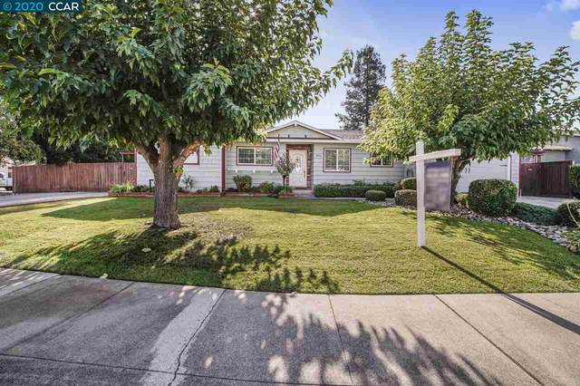 1843 Woodsdale Ct, Concord, CA 94521 (#40922695) :: Excel Fine Homes