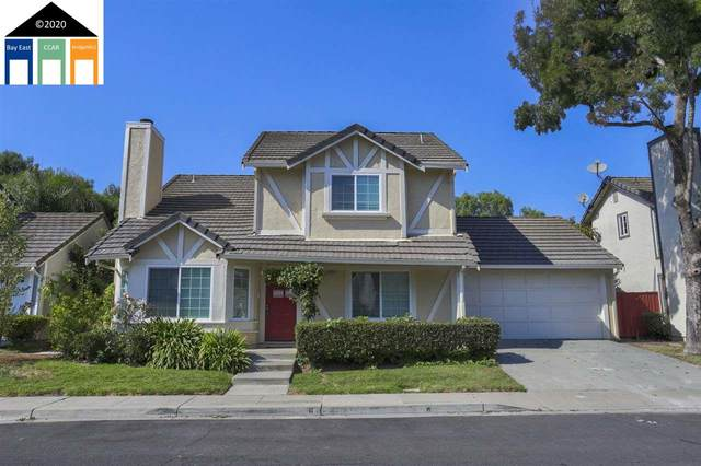 5322 Matthew Ter, Fremont, CA 94555 (#40923061) :: Realty World Property Network