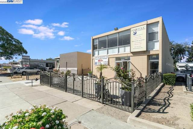 4251 Peralta Blvd, Fremont, CA 94536 (#40924811) :: Excel Fine Homes
