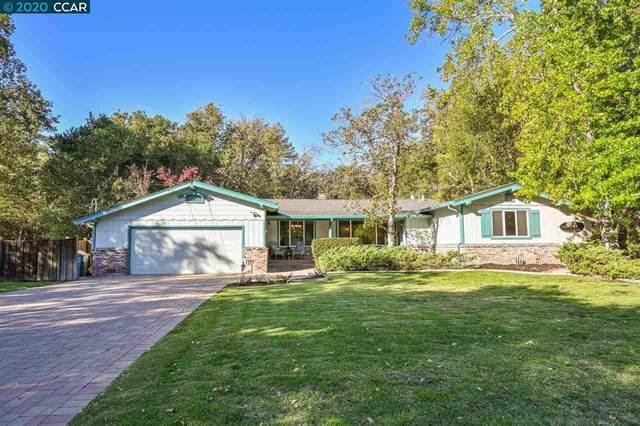 745 St Marys Rd, Lafayette, CA 94549 (#40924858) :: Armario Venema Homes Real Estate Team