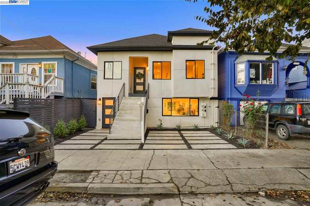 1158 53rd St, Oakland, CA 94608 (#40925934) :: Paradigm Investments