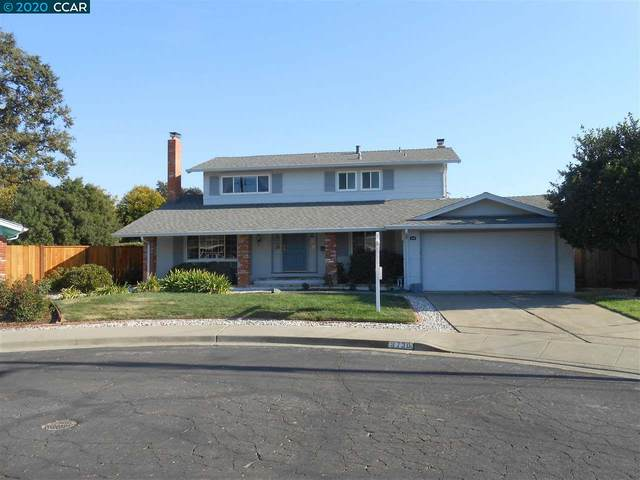 3730 Oakpark Ct, Concord, CA 94519 (#40926514) :: Blue Line Property Group