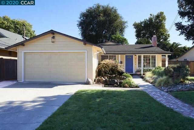 915 Santa Lucia Dr, Pleasant Hill, CA 94523 (#40926803) :: The Lucas Group