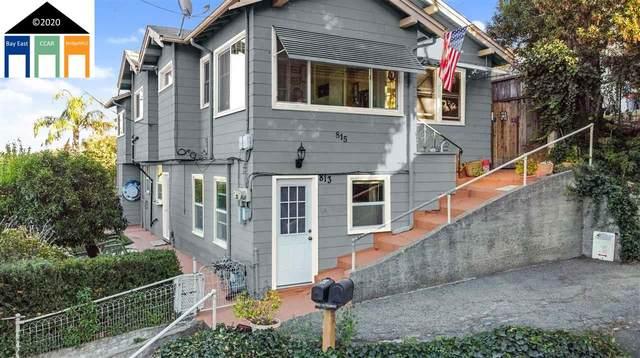 815 5th Ave., Crockett, CA 94525 (#40927914) :: Armario Venema Homes Real Estate Team