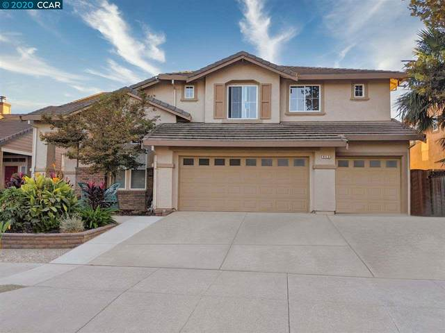 942 Redhaven St, Brentwood, CA 94513 (#40928092) :: Armario Venema Homes Real Estate Team