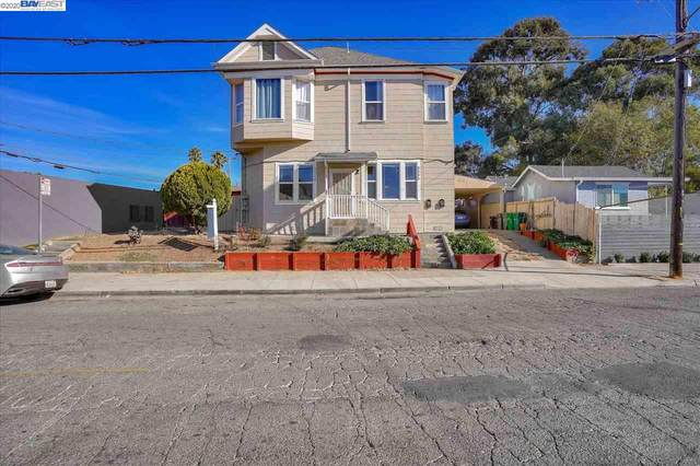 3308 School St, Oakland, CA 94602 (#40928862) :: Paradigm Investments