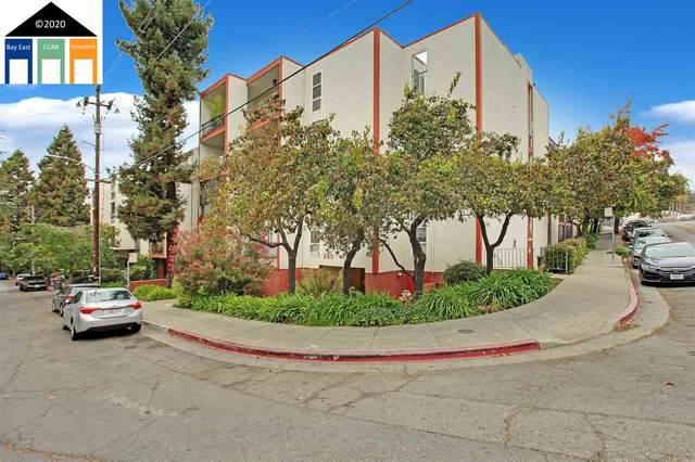 250 Whitmore #316, Oakland, CA 94611 (#40929123) :: The Grubb Company