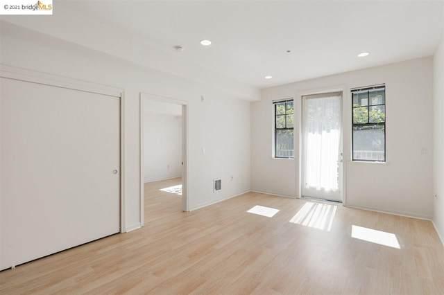 989 Franklin St #302, Oakland, CA 94607 (#40929142) :: Excel Fine Homes