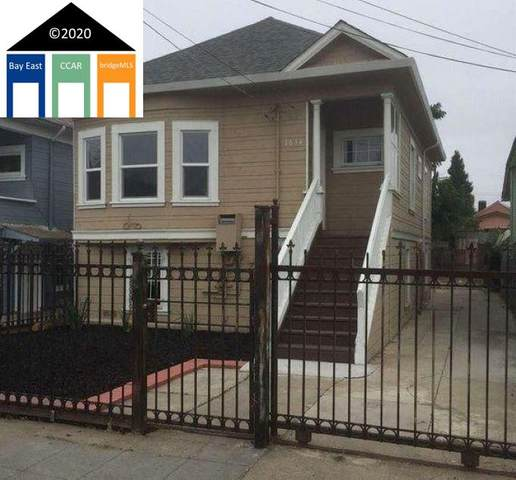 1634 36th Avenue, Oakland, CA 94601 (#40930101) :: Realty World Property Network