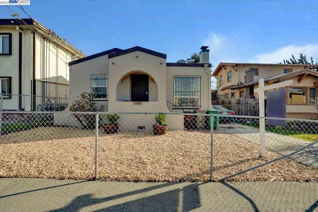 2242 96th Ave, Oakland, CA 94603 (#40931803) :: Paradigm Investments