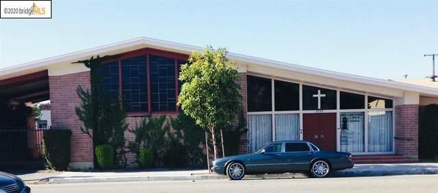 3725 Macdonald Ave, Richmond, CA 94805 (#40931996) :: Blue Line Property Group