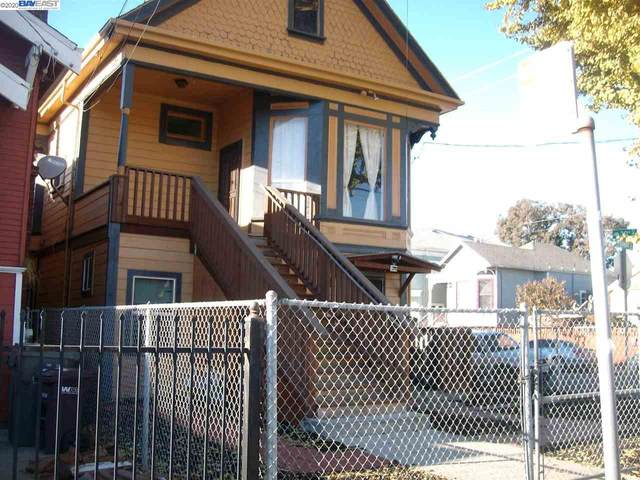 2933 N Linden St., Oakland, CA 94608 (#40932076) :: The Grubb Company