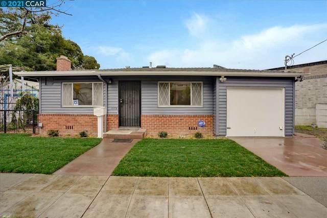 1539 Mariposa, Richmond, CA 94804 (#40932080) :: Paradigm Investments