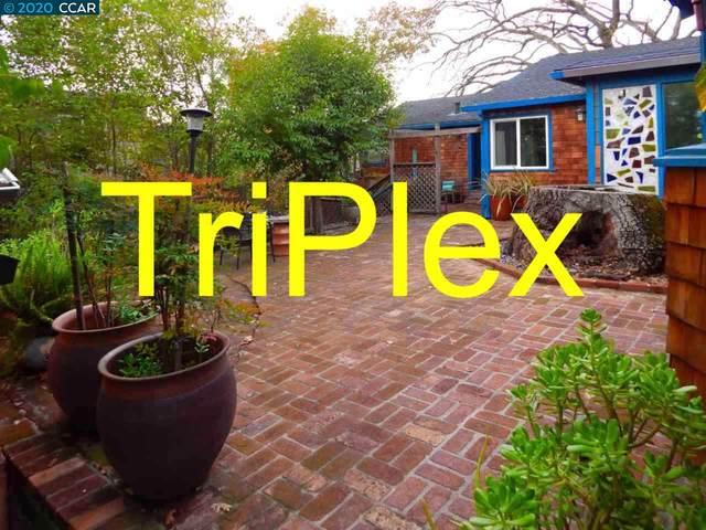 3576 Terrace Way, Lafayette, CA 94549 (#40932440) :: The Grubb Company