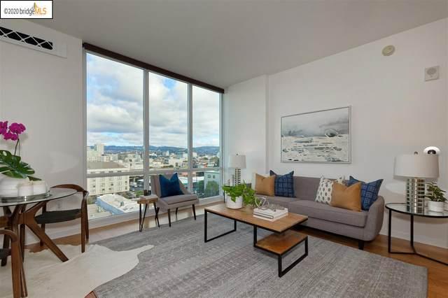 222 Broadway #912, Oakland, CA 94607 (#40932443) :: Excel Fine Homes