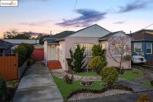 535 Richmond St, El Cerrito, CA 94530 (#40932861) :: Paradigm Investments