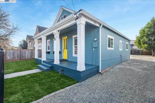 219 S 4th, Richmond, CA 94804 (MLS #40933655) :: Paul Lopez Real Estate