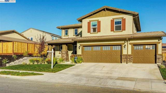 5456 Mountain Ridge Way, Antioch, CA 94531 (#40933992) :: The Grubb Company